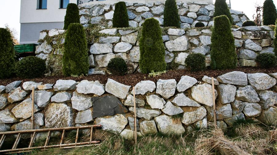 Gnant Steinmauern