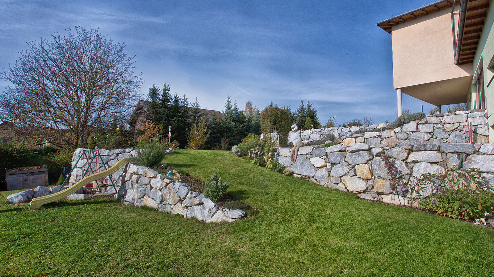 Gnant Steinmauern & Gartengestaltung