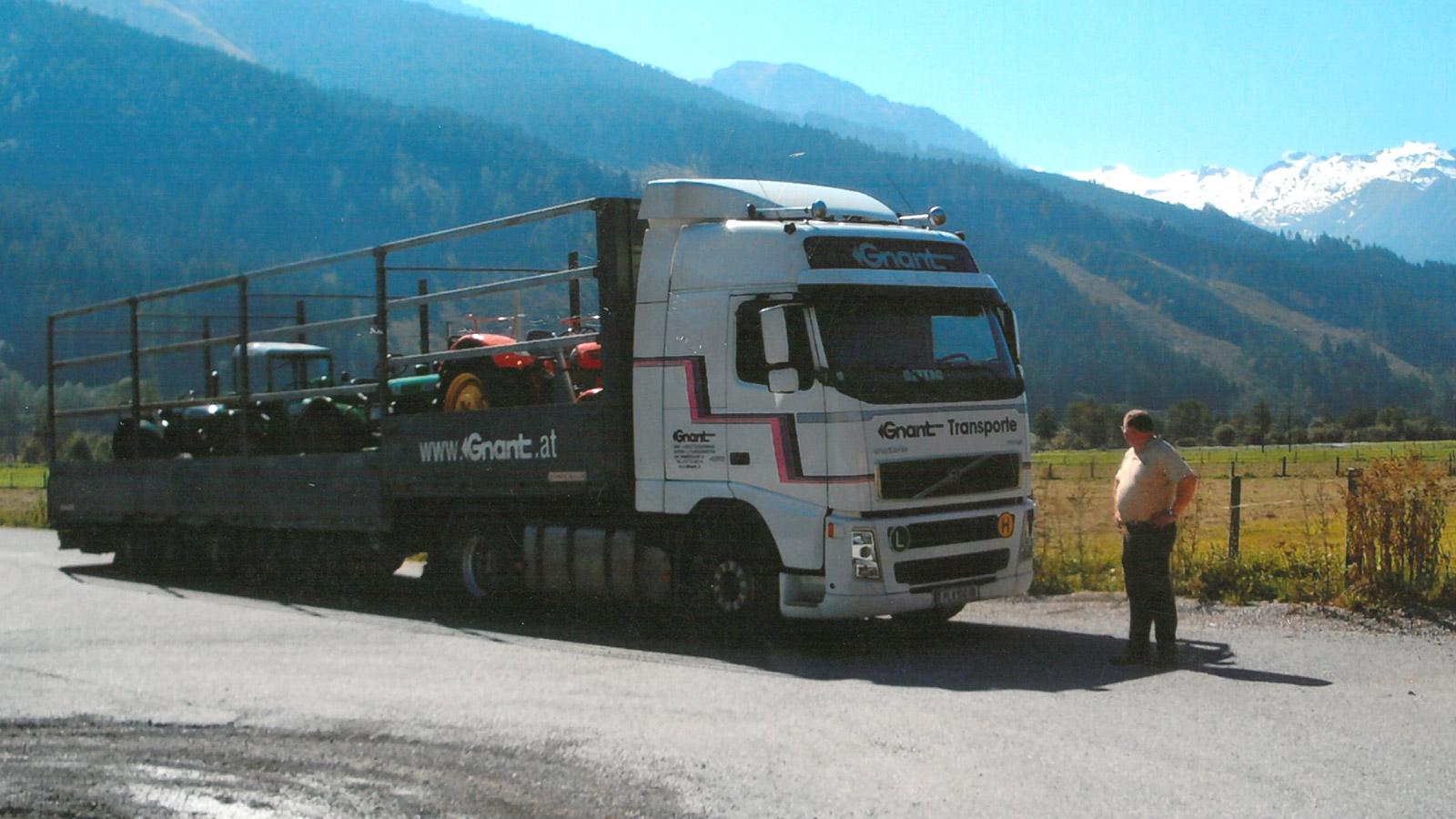 Gnant Transporte