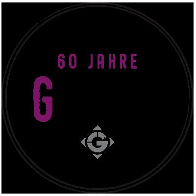 Gnant-60-Jahre-Logo